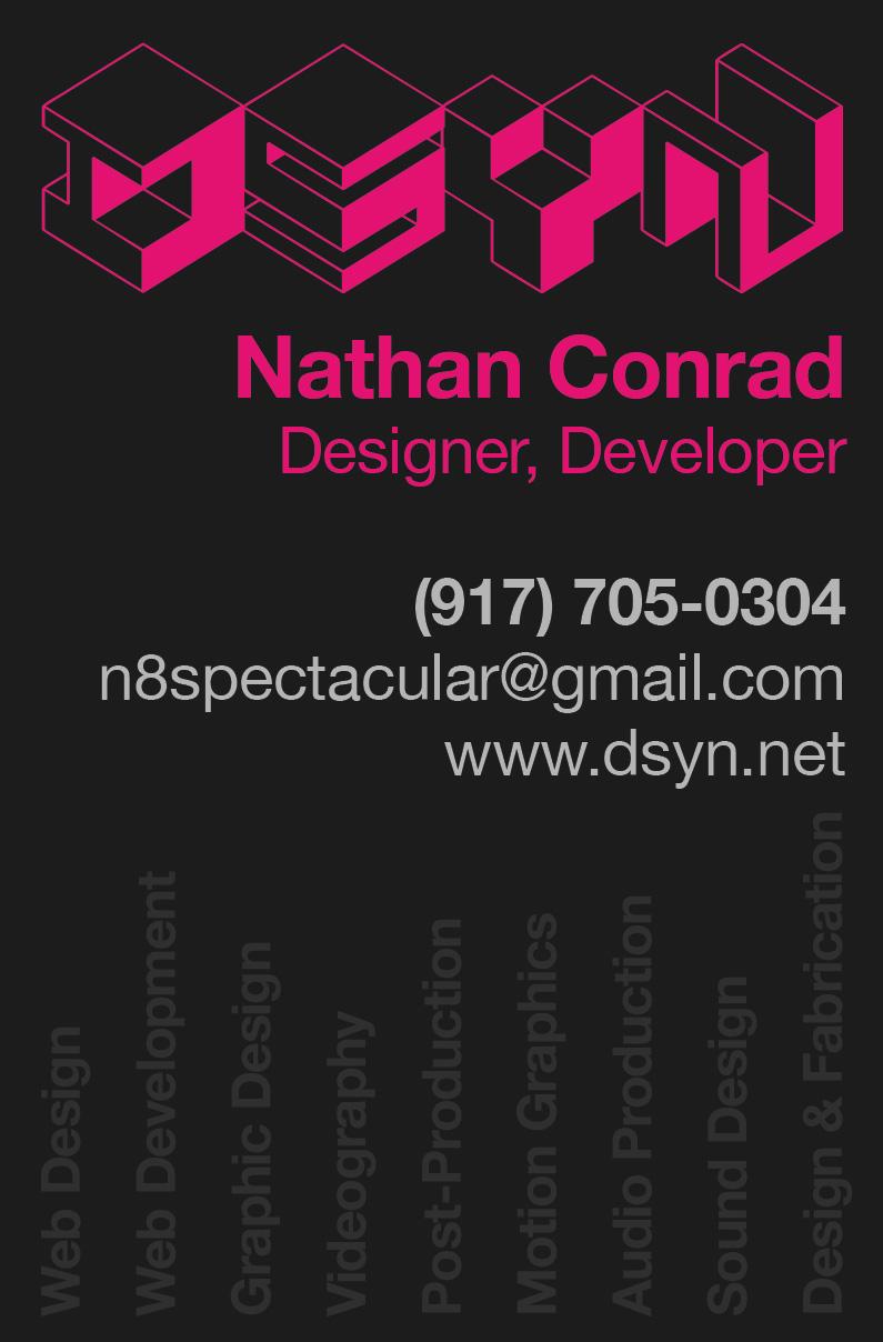 DSYN - Nathan Conrad